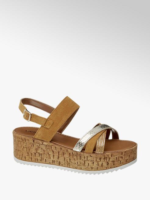 Catwalk Sandale de dama cu platforma
