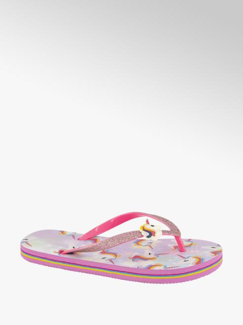 Cupcake Couture Roze slipper eenhoorn