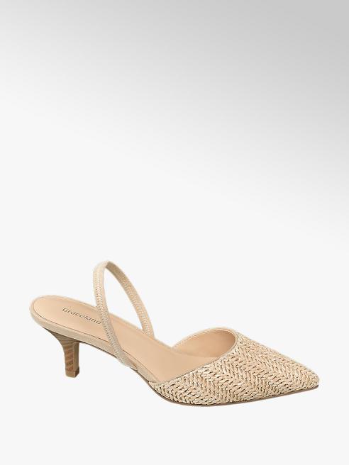 Graceland Sapato de salto slingback