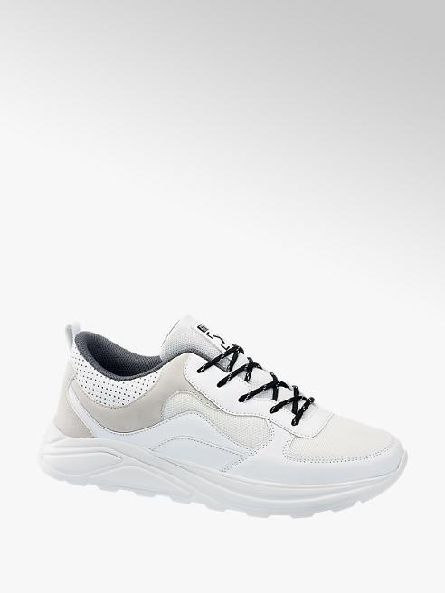 Run Lifewear Мъжки бели сникъри