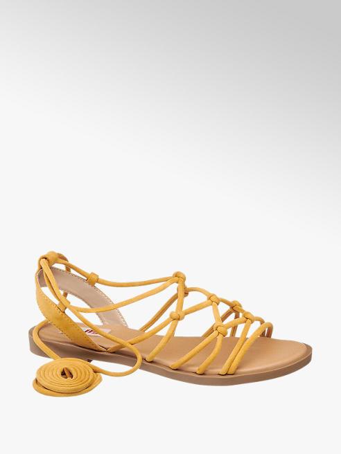 MTNG Sandaletto giallo