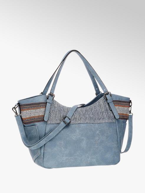 Graceland Light Blue Tote Bag