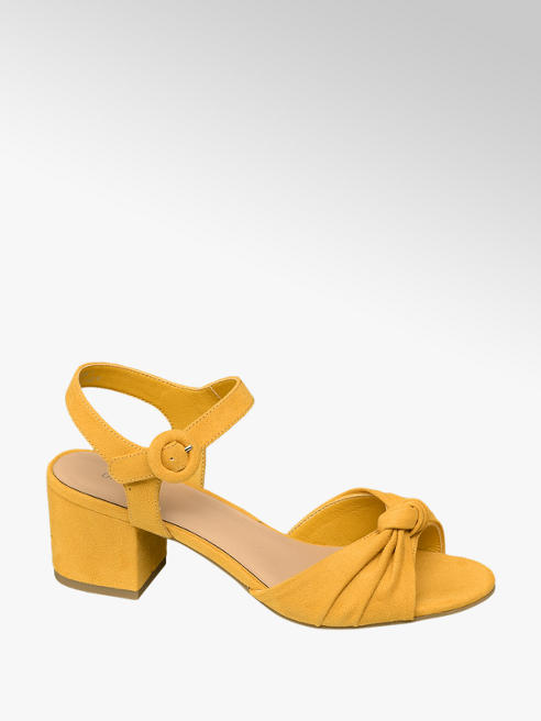 Graceland Gele sandalette