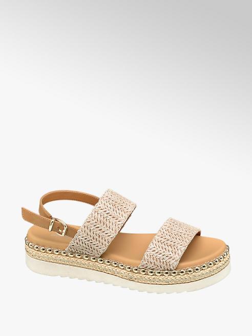Graceland Beige sandaal