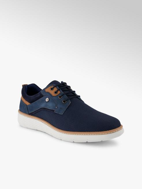 Varese Varese Dexter calzature da allacciare uomo blu