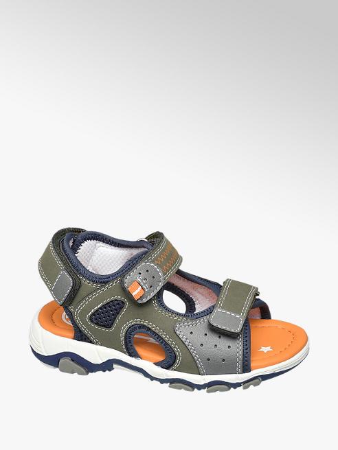 Bobbi-Shoes Olijfgroene sandaal