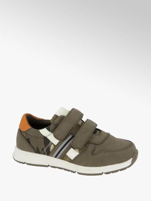 Bobbi-Shoes Khaki sneaker