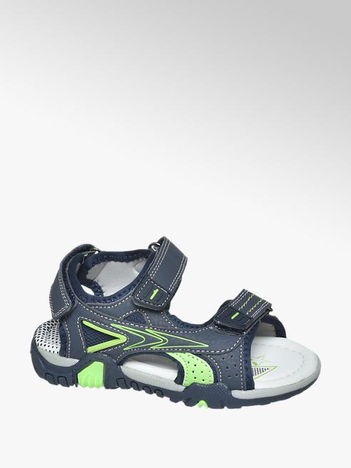 Bobbi-Shoes Donkerblauwe sandaal