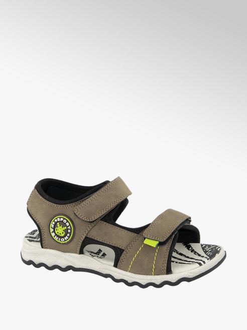 Kaki sandaal