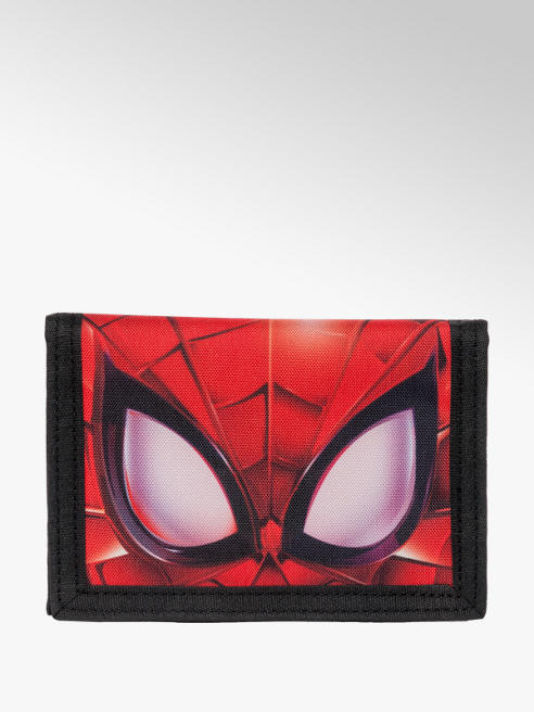 Spiderman Red and Black Spiderman Wallet