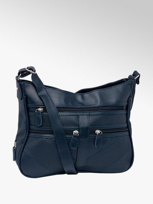 Navy Shoulder Bag