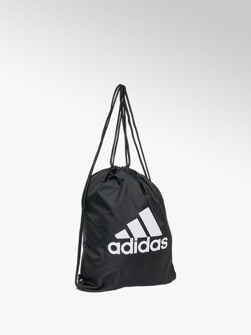 adidas Adidas Black/ White Gymsack