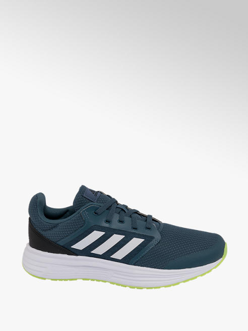 adidas Mens Adidas Galaxy 5 Blue Lace-up Trainers