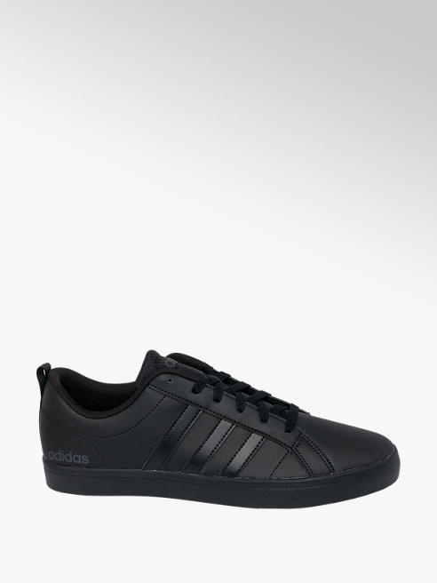 adidas Mens Adidas VS Pace Black Lace-up Trainers