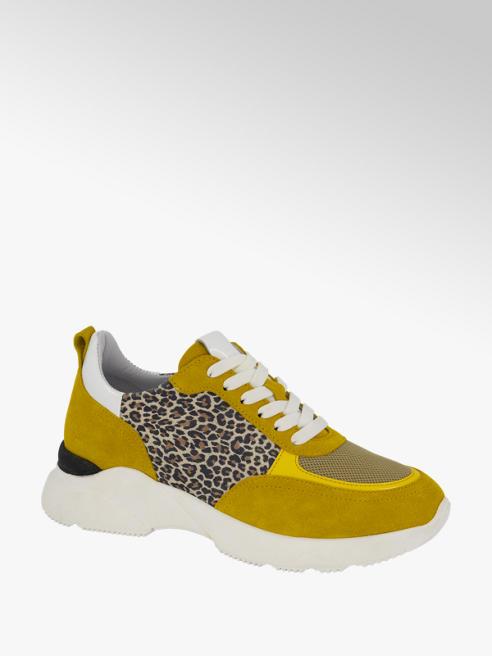 5th Avenue Okergele chunky suede sneaker