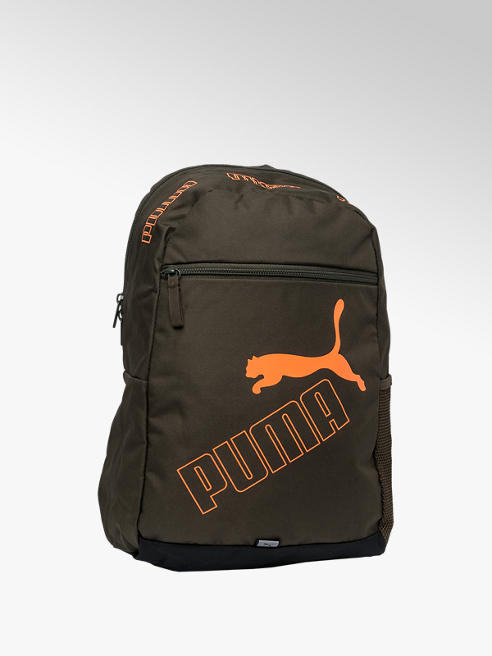 Puma Puma Phase Khaki/ Orange Backpack