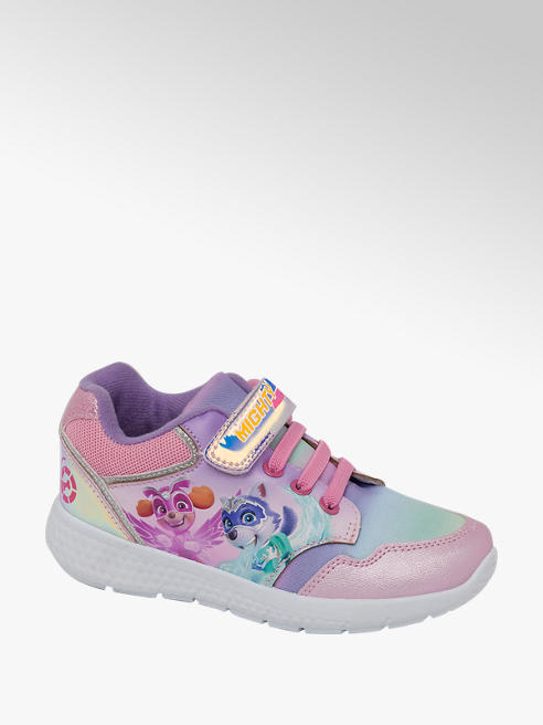 Paw Patrol Toddler Girls Paw Patrol Touch Strap Trainers