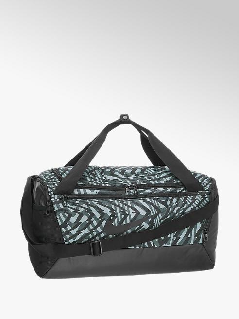 NIKE szaro-czarna torba sportowa Nike