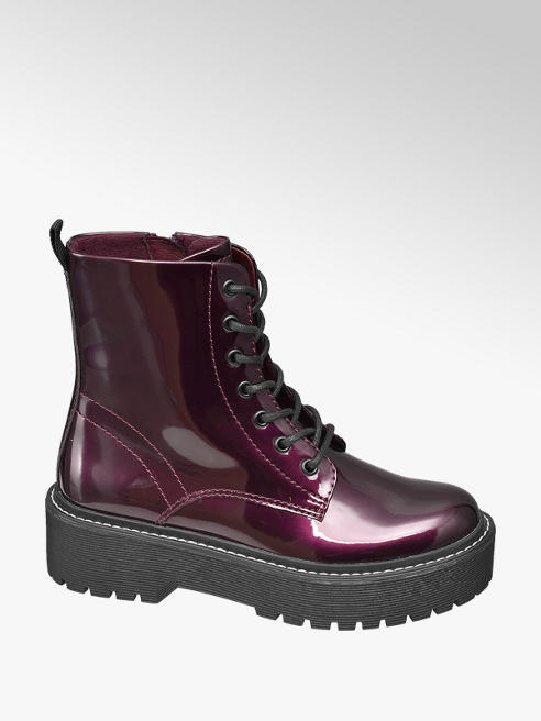 Oxmox Bordeaux veterboot lak