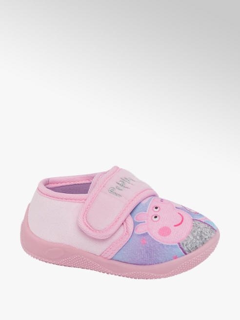 Peppa Pig Toddler Girls Peppa Pig Slippers