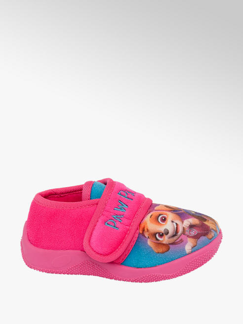 Paw Patrol Toddler Girls Paw Patrol Pink Slippers