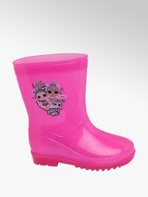 Toddler Girls Pink LOL Surprise Wellies