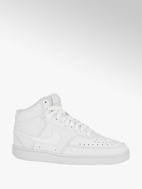 Nike Witte Court Vision Mid