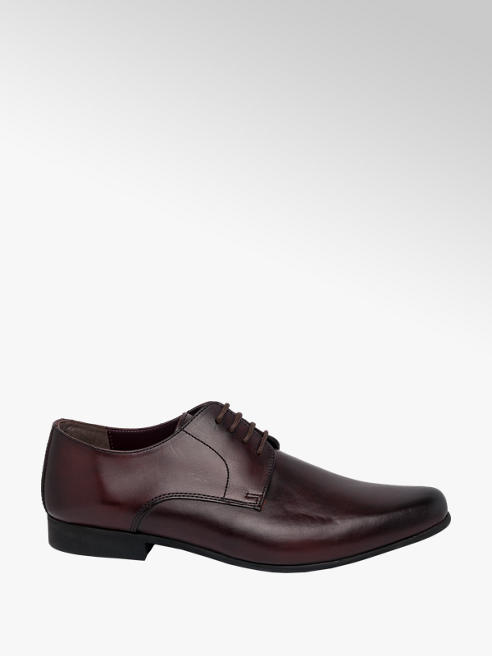 Claudio Conti Mens Lace Up Formal Shoes