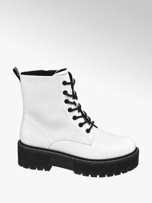 Catwalk chunky boot à lacet femmes