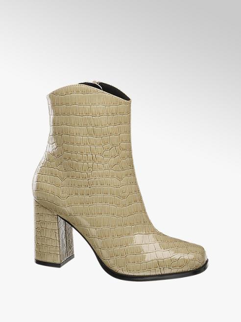 Vero Moda Støvlet Reptil-Look