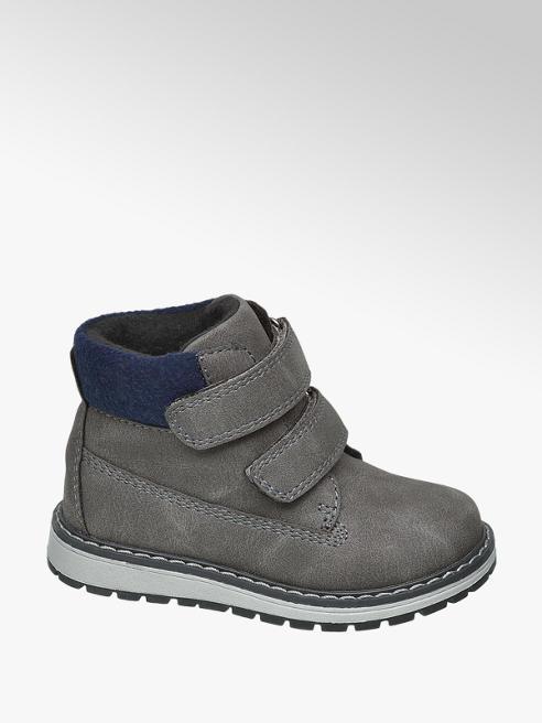 Bobbi-Shoes Bota com velcro