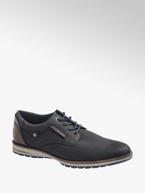 Tom Tailor Мъжки тъмносини официални обувки Tom Tailor