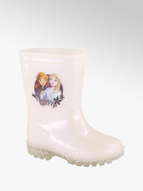 Frozen Witte Frozen regenlaars
