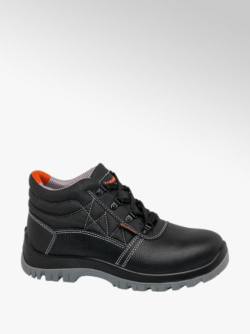Landrover Mens Landrover Lace-up Safety Shoes S3-SRC