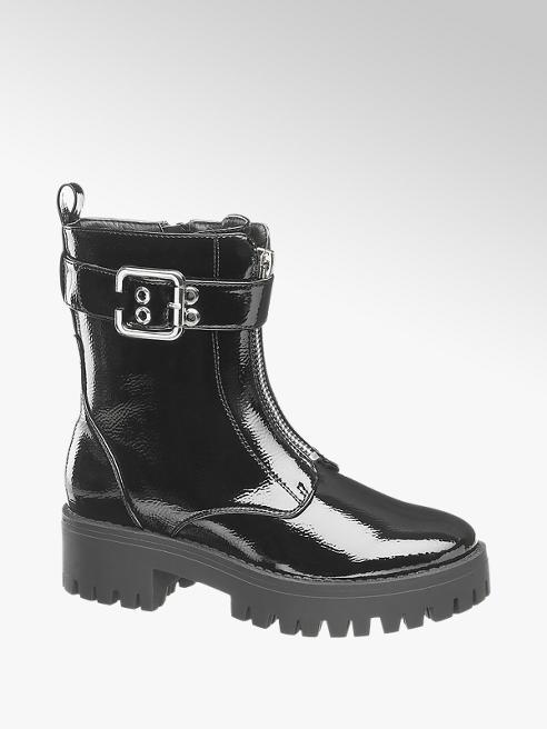 Graceland Boots Lak-Look