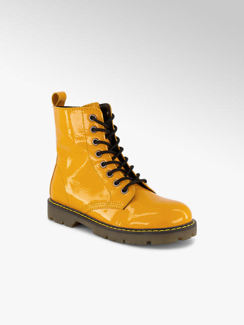 Varese  Varese Babbo boot à lacet filles jaune