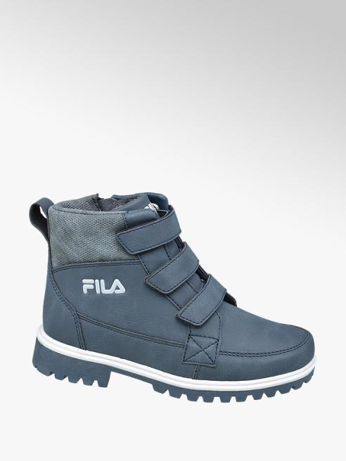 Fila Junior Boy Fila Triple Strap Ankle Boots