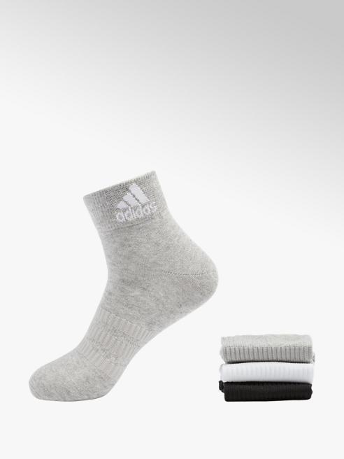 adidas trójpak skarpetek adidas LIGHT ANK 3PP