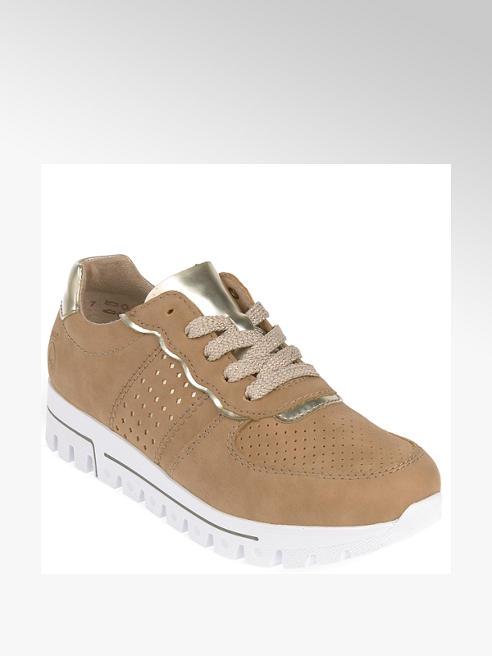 Rieker Sneakers mit Zackensohle
