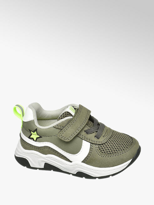 Bobbi-Shoes Toddler Boy Trainers