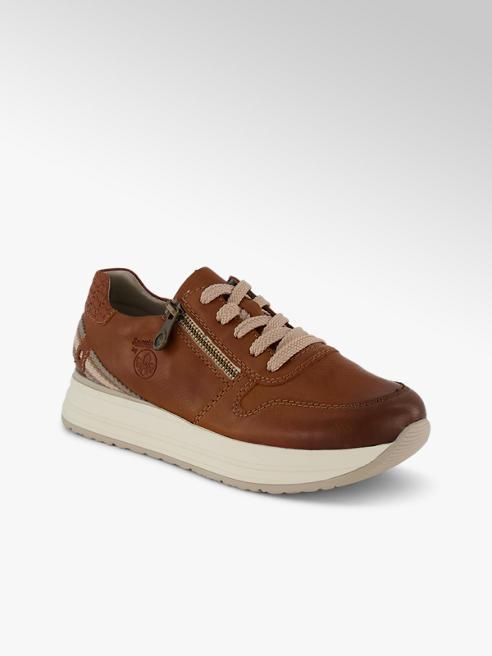 Rieker Rieker sneaker femmes cognac