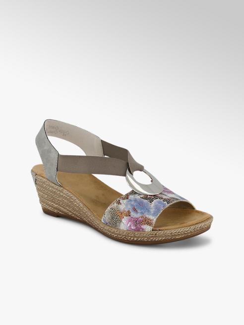 Rieker Rieker sandaletto alto donna grigio