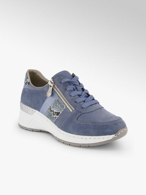 Rieker Rieker Damen Sneaker Blau