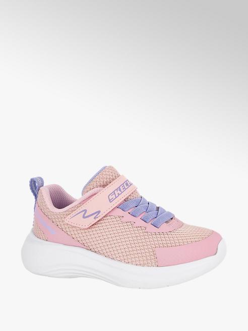 Skechers Roze lightweight sneaker