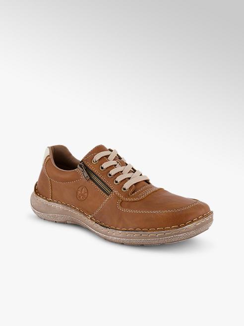 Rieker Rieker chaussure à lacets hommes cognac