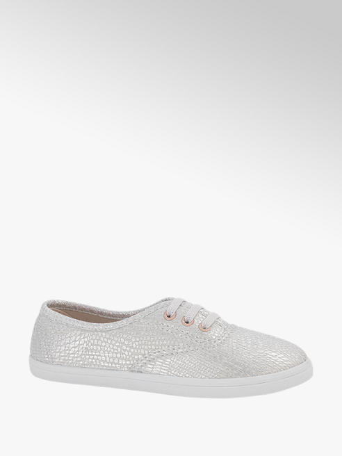 Graceland Lichtroze instap sneaker