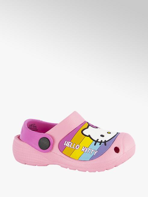 Hello Kitty Roze clog