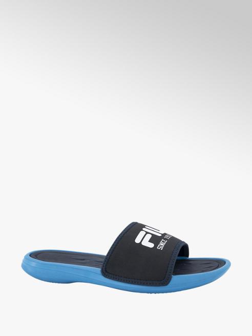 Fila Blauwe badslipper