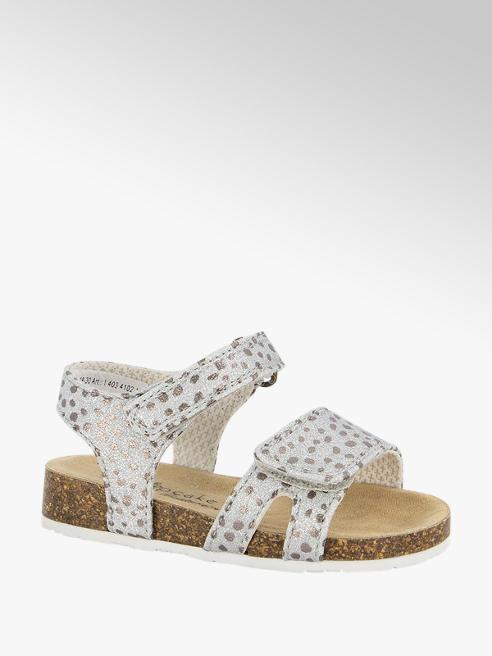 Cupcake Couture Zilverkleurige sandaal glitters