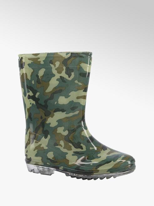 Landrover Camouflage regenlaars